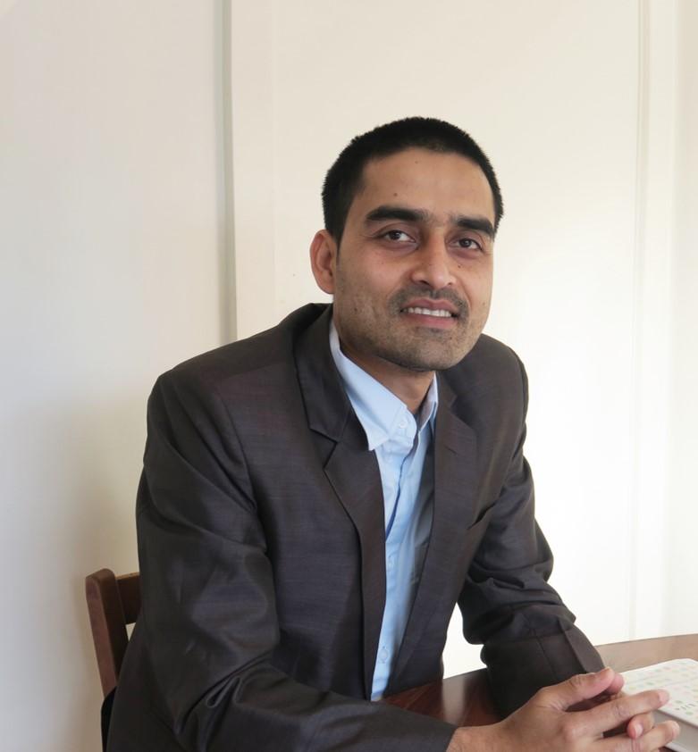 Scholar Amit Uprety